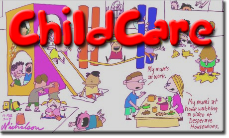Courses for childcare providers!