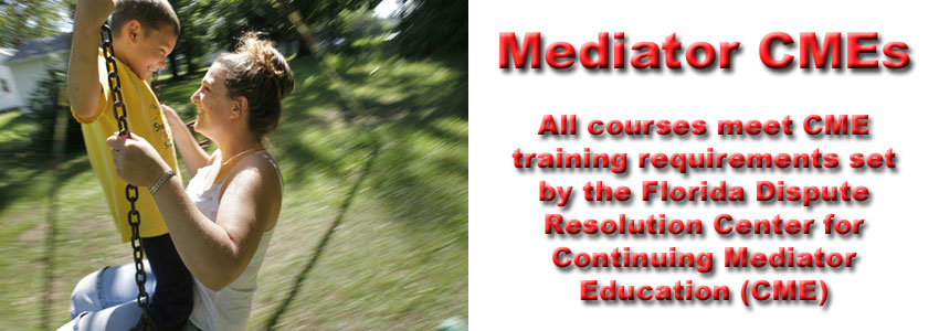 Courses for Mediators. Our live courses meet the DRC requirement for the 50%