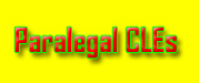 Click here to SAVE MONEY on your paralegal CLEs!